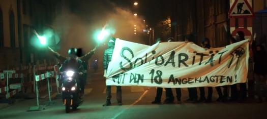 Basel 18 Solidarität